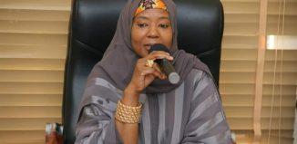 Bauchi, Aishatu Mohammed, wife of Bauchi's governor, Bala Mohammed