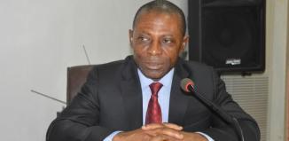 Nigeria's auditor-general, Anthony Mkpe Ayine