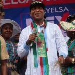 Governor elect of Bayelsa State, David Lyon