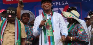 Governor elect of Bayelsa State, David Lyon