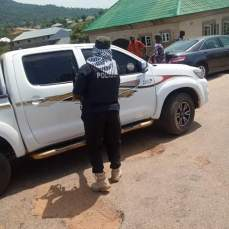Governor Makinde of Oyo State attacked by masked policemen in Lokoja, Kogi State on Friday, November 15, 2019 on the eve of the guber poll in the state