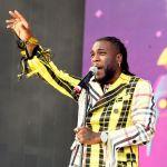 Nigerian Singer Burna Boy