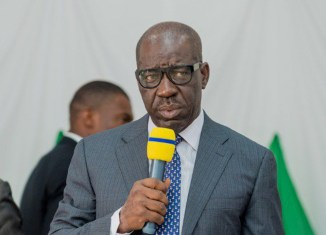 Resigned Obaseki Oshiomhole Edo State The Trent