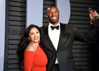 Kobe Bryant and wife Vanessa Bryant