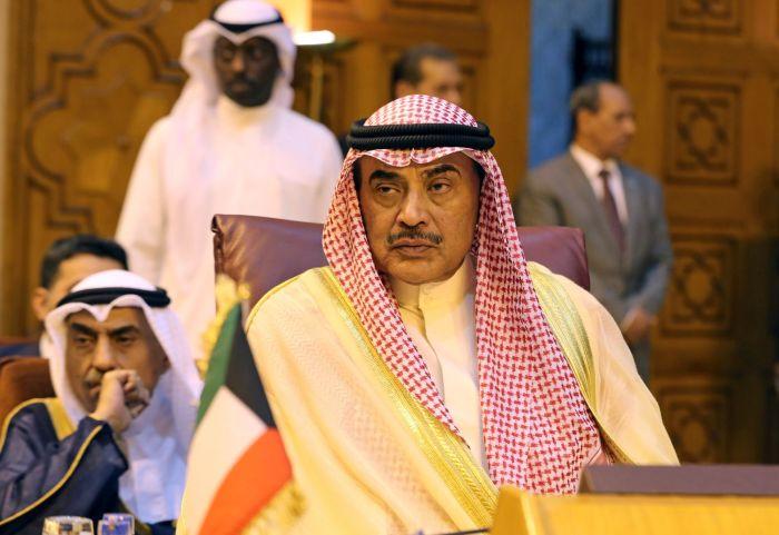 Kuwait prime minister, HH Sheikh Sabah Al-Khaled Al-Sabah