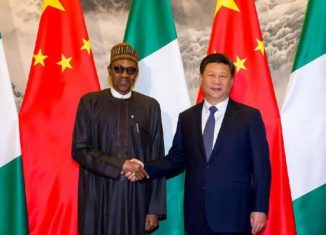 Xi Jinping, Muhammadu Buhari