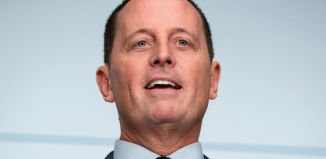 Richard Grenell, Trump, ISIS