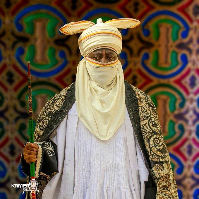 New Emir of Kano, Aminu Ado Bayero