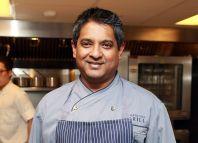 Floyd Cardoz, a professional chef