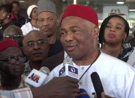 Governor Hope Uzodinma of Imo State