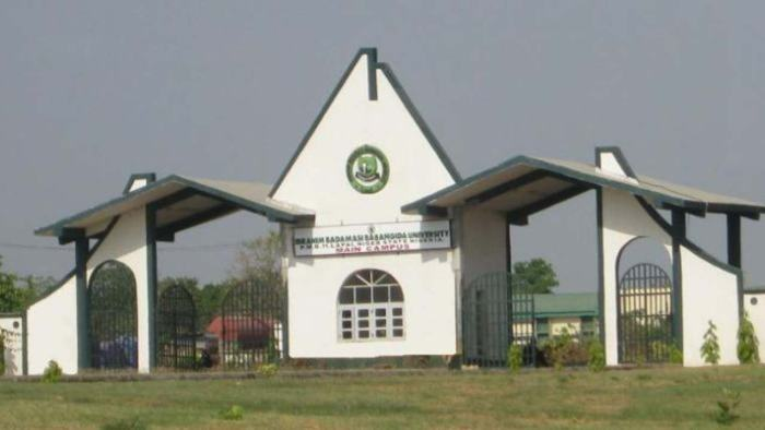 IBB University Main Gate