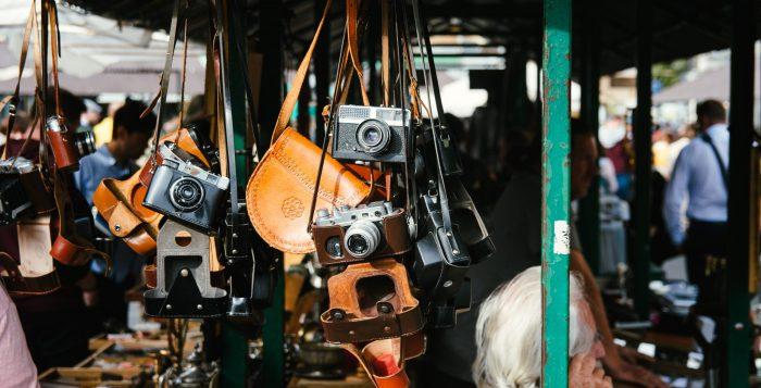 flea markets in houston