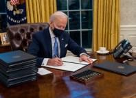 Biden, travel Ban