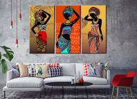 home décor africa wall art home decor