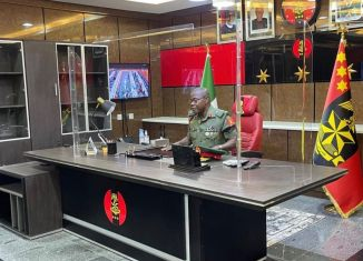 Farouk Yahaya chief of Army Staff