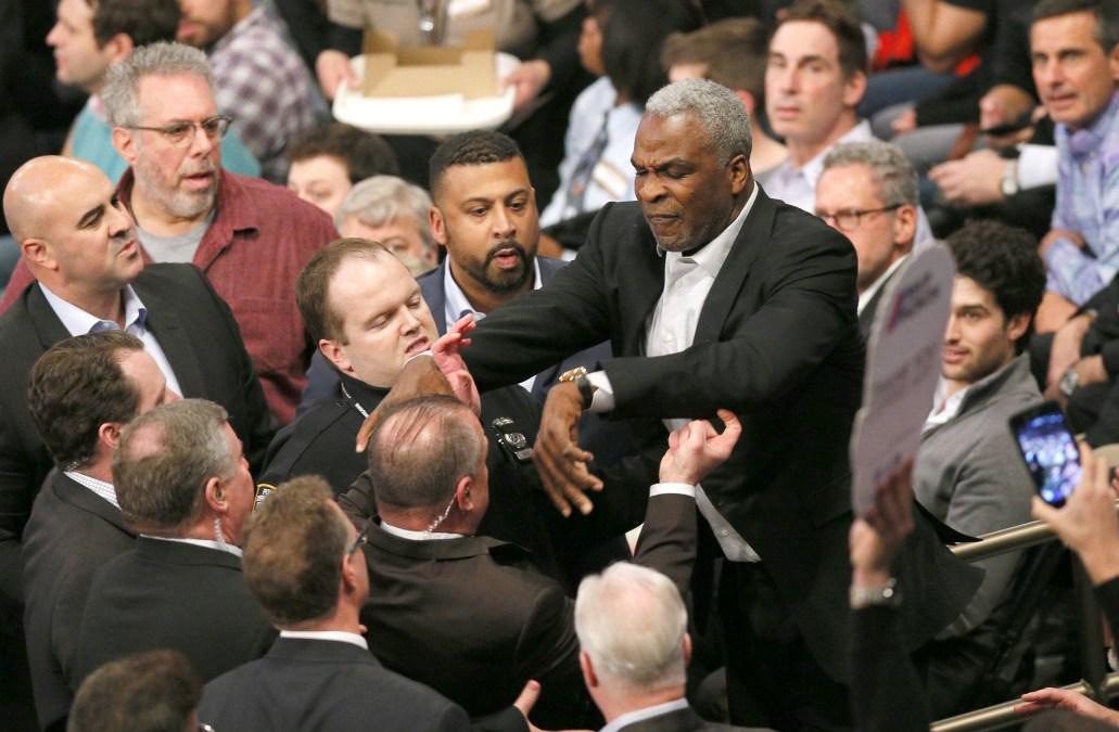 Oakley's Garden Act Exactly Type Of Behavior That Got Eric Garner Killed