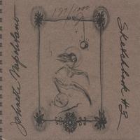 Johnette Napolitano Sketchbook #3