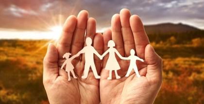 Christ Ahnsahnghong's Family - children