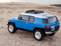 The V6-powered Toyota FJ Concept, coming to a showroom near you soon