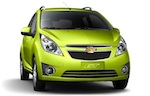 Chevrolet Spark GT. Picture courtesy f Chevrolet Colombia