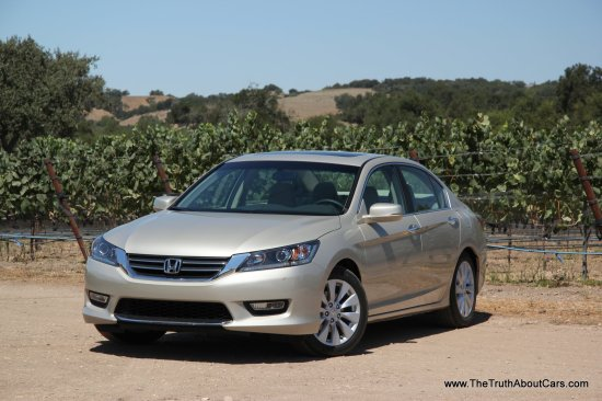 2013 Honda Accord, Exterior, Picture Courtesty of Alex L. Dykes