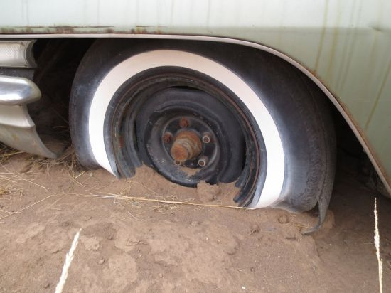 13 - 1962 Cadillac Sedan DeVille Down On the Junkyard - Pictures courtesy of Murilee Martin
