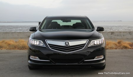 2014 Acura RLX Exterior, Picture Courtesy of Alex L. Dykes