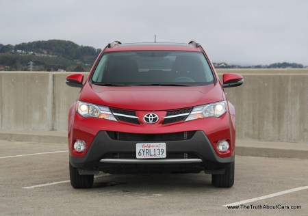 2014 Toyota RAV4 Exterior, Picture Courtesy of Alex L. Dykes