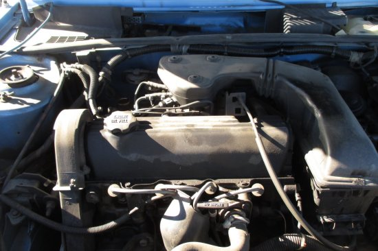 17 - 1990 Plymouth Horizoni Down On The Junkyard - Picture Courtesy of Murilee Martin