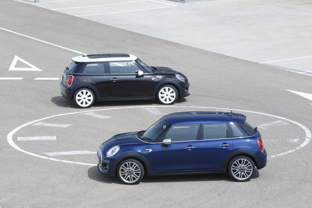 2015 Mini 4-door and 2-door