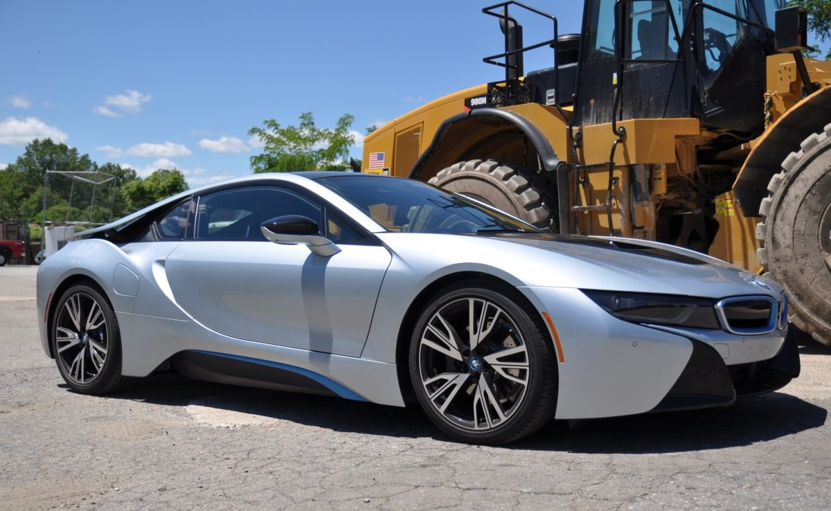Bmw Review Supercar For Environmentalists