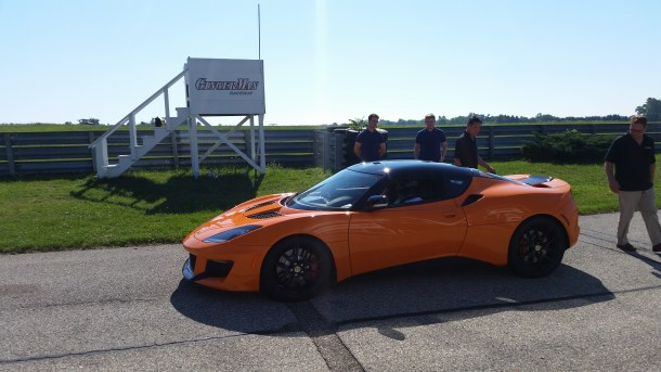 Lotus Evora 400, Image: © 2016 Jack Baruth/The Truth About Cars