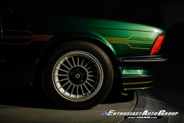 Image: 1988 Alpina B7S, image via Enthusiast Auto Group