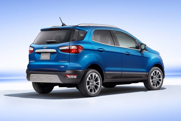 2018 Ford EcoSport - Image: Ford