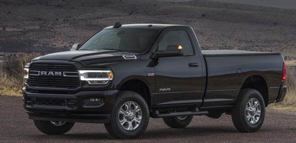 2019 Ram 3500 Heavy Duty Big Horn Sport Regular Cab