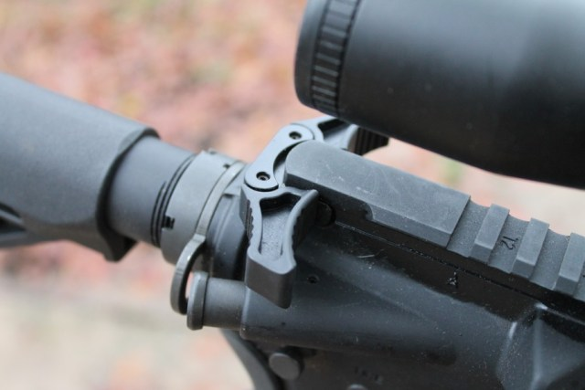 Next Level Armament Charging Handle (courtesy Tyler Kee for The Truth About Guns)