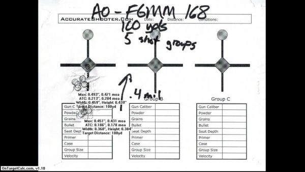 ao 168 gr fgmm uso 4 tenth mil test