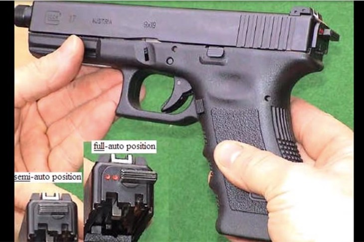 ATF Agents Hunting Down Chinese Full-Auto GLOCK Conversion