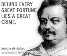 behind every fortune