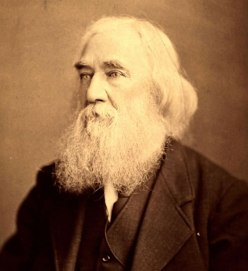 The great one, Lysander Spooner in his hippie phase.