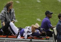 Injuries are part of the game, but intentionally injuring people in the game is not.  Get it?
