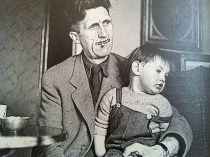 Here I am with my Uncle George.