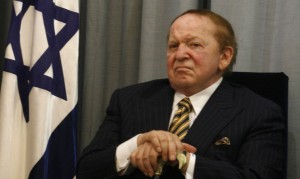 Sheldon Adelson. Click to enlarge