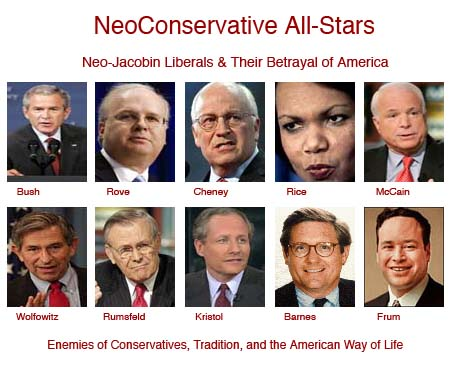 Neoconservative all stars