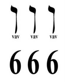 Image result for 6 hebrew