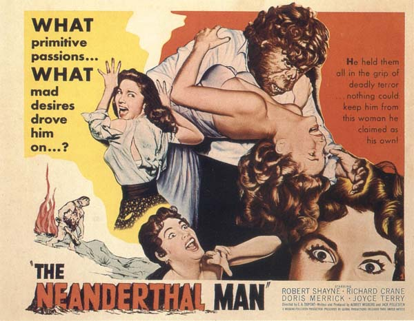 The_neanderthal_man_1953