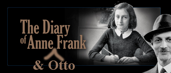 diary of Anne and Otto Frank