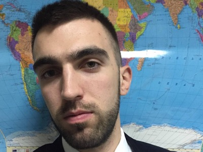 Anton Pashynskyi is the 25-years old son of Sergei Pashynskyi, who is known for his controversial role in the shootings during February 2014 coup in Kiev. The latter is currently a member of Verkhovna Rada (parliament) of Ukraine.