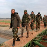 Aleppo, Syria: Our political masters are in league with the Syrian rebels