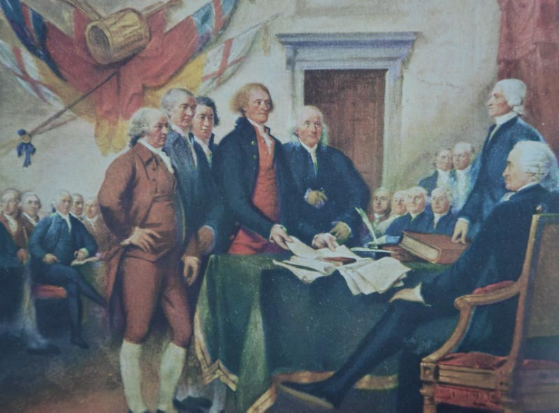 Declaration of Independence Drafting Committee